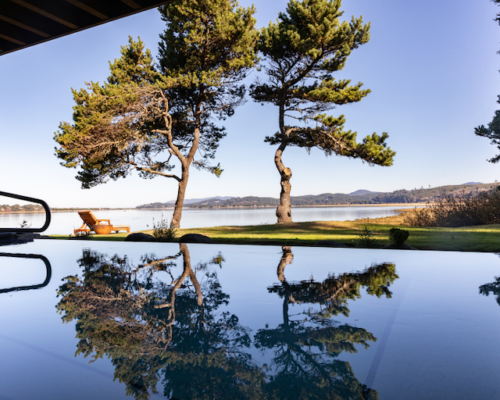 Salishan Coastal Lodge Getaway